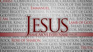 Jesus-names-of