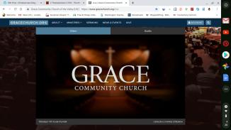 Grace Church Live Stream